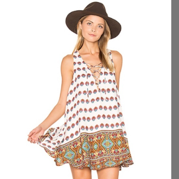 Show Me Your MuMu Dresses & Skirts - Show me your mumu lace up dress